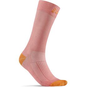 Craft Core Endure Bike Socks, roze